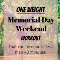 HIIT IT- Memorial Day Style